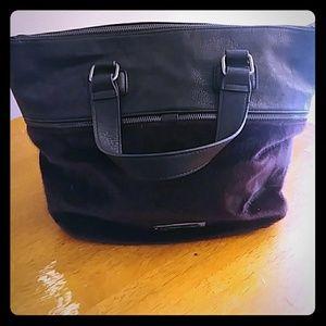 BCBGeneration Faux Mink Handbag
